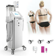 5in1 Cooling Radio Frequency Vacuum Cavitation Frozen Slimming Treatment Machine