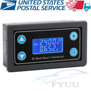 Universal Power Supply Module Adjustable Constant Voltage Buck With Lcd Display
