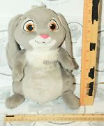 Disney Sofia The First Talking Bunny Clover Plush Toy Figure Sounds Used 2013