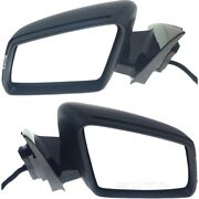 Mirror For 2010-2016 Mercedes-benz E550 Driver And Passenger Side Set Of 2