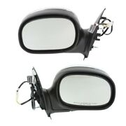 Fo1321138 Fo1320138 Set Of 2 Mirrors Left-and-right For F150 Truck F250 Pair