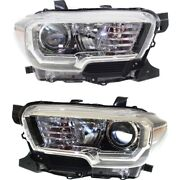 Headlight Lamp Left-and-right To2502244c, To2503244c 8115004270, 8111004270