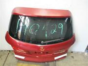 Trunk Lid Acura Rdx 2007 07 2008 08 2009 09 Red 1010078