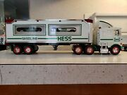 1997 Hess Truck And Race Cars 2 Brand New In Box Batteries Not Included