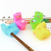 Cute Mini Boyandgril Pencil Sharpener For Student Kids Gifts School Stationery