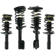 Shocks For 2004-2008 Pontiac Grand Prix Front And Rear Left And Right Set Of 4
