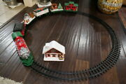 Scientific Toys Animated Christmas 1225 Train Decor 51 Complete And Works G Scale