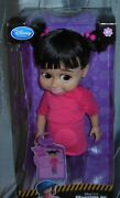 Disney Store Pixar Monster's Inc Boo Doll Talking Singing Laughing 15 Doll New
