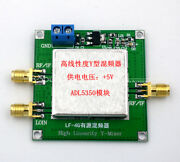 Adl5350-evalz Low Frequency To 4 Ghz High Linearity Y Mixer Adl5350 Module
