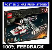 Lego 75249 Star Wars Resistance Y-wing Starfighter New