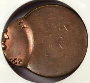 1962 Ngc Ms64 75 Off Center Lincoln Cent Mint Error Great Eye Appeal Rare Date