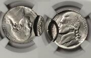 1998 Ngc Ms65 Mated Pair Two Coin Set Nickel Mint Error Great Eye Appeal X Rare