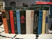 Lot Of 12 Old Collectible Books 1950-1989 Hardcover