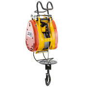 Vevor Electric Wire Rope Hoist 230kg Capacity 30m Wire Rope Pulling System
