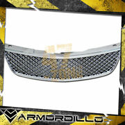 For 2000-2005 Chevrolet Impala Abs Replacement Mesh Grille Chrome