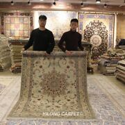 Clearance Yilong 5and039x8and039 Home Decor Handmade Wool Rug Porch Handcraft Carpet 2034