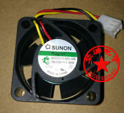 SUNON 9.6W PSD1204PQBX-A Fan 40*40*28 MM 4-PIN PWM 12V
