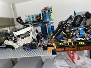 Entire Lego Collection Batman From 2008-2019 Some Rare Sets + Mini Figures