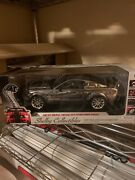 2008 Shelby Gt 500 Super Snake 118 Die Cast Rare And Autographed By Shelby