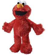 Sesame Street Tickle-me Elmo Best Toy For 2 3 4 5 Year Olds Birthday Gifts
