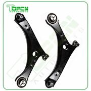 2pcs Front Lower Control Arms Ball Joints For 2008 2009-2013 Dodge Grand Caravan