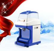 Fully Automatic Electric Ice Shaver Ice Tube Crusher Commercial Tool Shave