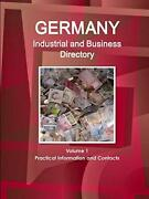 Germany Industrial And Business Directory Volum, Ibp, Inc.,,