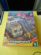 Fisher Price Imaginmext System Cantiere 2002 Vintage Nuovo In Scatola