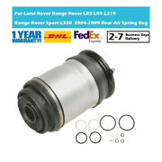 Rear L/r Air Suspension Spring Repair Bag Fit Land Rover Discovery Iii Iv L319