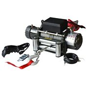 Three-stage Planetary Gear System, 9500 Lb Off Road Vehicle Electric Winch
