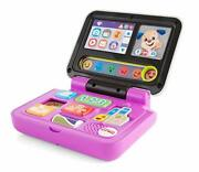 Educational Toys For Kids Age 6 Months 1 2 3 Playset Laugh And Learn Click Laptop