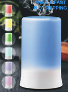 Aromatherapy Diffuser Ultrasonic Essential Oils 6 Changing Color Led Lights