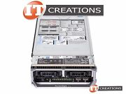Dell Poweredge M630 Two E5-2683v3 2.0ghz 64gb 2 X 1tb Sata S130