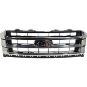 Grille Fl1z8200da For Ford Expedition 2015-2017