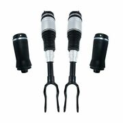 Front And Rear Air Shock And Spring Suspension Kit For Grand Cherokee Truck Suv