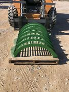 concave Set Round Bar For John Deere 9650sts 9660sts 9670sts ++ Combines