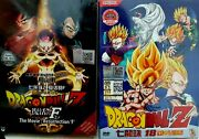 Dvd Dragon Ball Z Great Movie Collection 19 Movie In 1 All Region +tracking