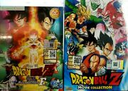 Dvd Dragon Ball Z Great Movie Collection 19 Movie In 1 All Region +trackshipping