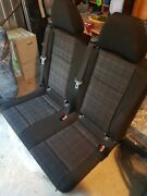 Mercedes 447 Double Seat Front Passenger Vito Bench V Class