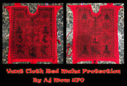 Thai Amulet Sacred Yantra Vest For Protection Cloth Red Magic By By Aj Mom Ufo
