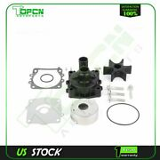 Water Pump Impeller 6 Blade Kit Yamaha Outboard 61a-w0078-a3-00