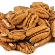 Bulk Raw Pecan Halves Shelled And Unsalted 10 Pound Wholesale Savings