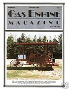Aeromotor Windmill History Sumter Magnetos Sd Gibson Tractor - 1989 Gas Engine