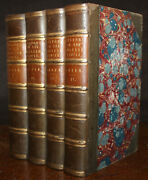 1878 History Of The English People John Richard Green 4 Volumes 15 Maps Leather