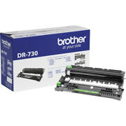 Genuine Brother Dr730 Printer Drum Dr-730 12000 Yield For Series Hl Dcp Mfc Uns