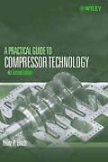 A Practical Guide To Compressor Technology, Bloch, P. 9780471727934 New-,