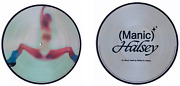 Halsey Andlrm- Manic Exclusive Limited Spotify Fans First Picture Disc Vinyl Lp