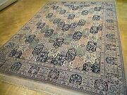 9x12 Chinese Rug Silk And Wool Sino Panel Authentic 100 Wool Oriental Rug Fine