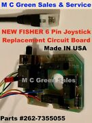 Fisher Snow Plow Joystick Controller Replacement Circuit Board New Usa Built