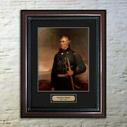 Us President - Zachary Taylor Special Edition Framed Portrait